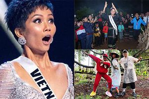Những khoảnh khắc đáng yêu của top 5 Miss Universe H'hen Niê
