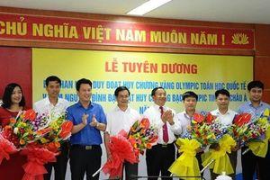 Hà Tĩnh: 554 HS lớp 12 đạt học sinh giỏi cấp tỉnh