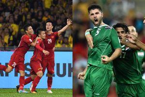 Iraq có trở thành 'cơn ác mộng' đầu tiên của thầy trò Park Hang Seo tại Asian Cup 2019?