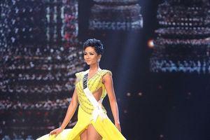 Từ cô giúp việc đến top 5 Hoa hậu Hoàn vũ