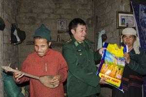 Tấm lòng của người lính Biên phòng Thừa Thiên Huế