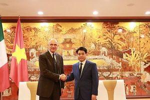 Hà Nội chuẩn bị tốt cho 'Đối thoại cấp cao về quan hệ kinh tế Asean - Italia lần thứ 3'