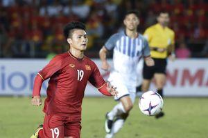 Nguyễn Quang Hải đứng đầu tốp 10 ngôi sao trẻ tại Asian Cup