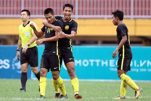 Malaysia đoạt hạng ba giải bóng đá U.21 quốc tế Báo Thanh Niên