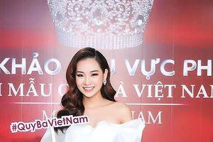 Ai sẽ giành ngôi vị Người mẫu Quý bà Việt Nam 2018?
