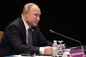 Tổng thống Nga lại cảnh báo đanh thép việc Mỹ rút khỏi INF
