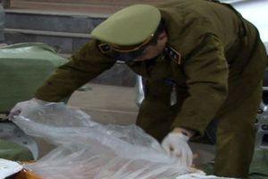 VSATTP cận Tết: Chặn bắt gần 1 tấn nầm lợn hôi thối tại Lạng Sơn
