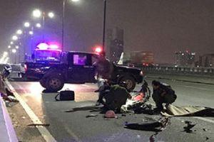 Nam thanh niên thiệt mạng sau va chạm giao thông trên cầu Sài Gòn