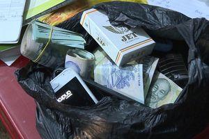 Bắt sòng tài xỉu, thu giữ 70 triệu đồng cùng nhiều tang vật