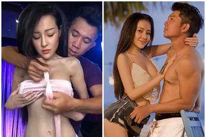 Lương Bằng Quang bị dân mạng 'ném đá' vì giúp người yêu thay đồ lúc đang livestream