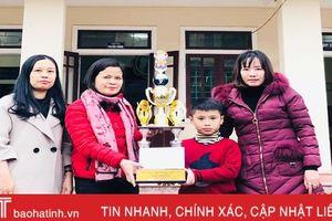Cậu học trò lớp 4 Hà Tĩnh vô địch Cuộc thi quốc tế UCMAS 2018