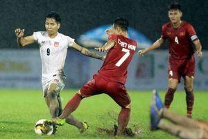 Thắng Myanmar 5-3 trên chấm phạt đền, tuyển chọn Việt Nam đoạt cúp vàng giải U.21 Quốc tế