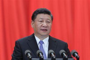 Chủ tịch Trung Quốc: Cam kết nỗ lực xây dựng cộng đồng nhân loại chia sẻ vận mệnh tương lai
