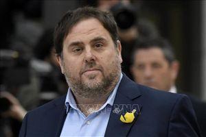 Các thủ lĩnh xứ Catalonia ra điều trần trước phiên tòa 'nhạy cảm'