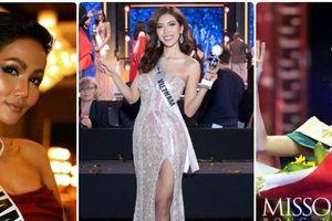 H'Hen Niê đưa Việt Nam lọt Top 10 trong bảng xếp hạng nhan sắc thế giới 2018