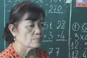 Cô giáo 20 năm gieo chữ miễn phí cho các em có cảnh đời bất hạnh vừa nhận giải thưởng Kova