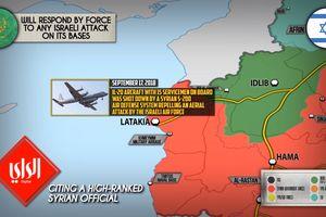 Syria tuyên bố sẽ phản kích Israel tương xứng nếu bị Tel Aviv tấn công