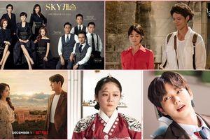 BXH diễn viên - phim 'hot' giữa tháng 12: Phim của Song Hye Kyo, Jang Nara và Hyun Bin bị 'SKY Castle' vượt mặt