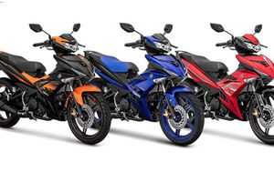 Yamaha Exciter đến thị trường Indonesia, giá thấp hơn tại Việt Nam 11 triệu đồng