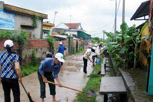 Hà Nội rà soát các tiêu chí môi trường trong xây dựng nông thôn mới