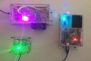 Độc đáo thiết bị cảm biến giúp đo độ ô nhiễm không khí
