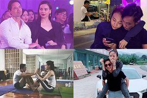 Kim Lý - Cường Đô la: Ai chiều chuộng bạn gái hơn?
