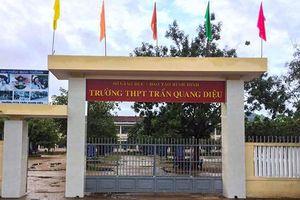 Thầy giáo ở Bình Định bị học sinh lớp 11 đánh nhập viện