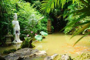 Bí kíp khám phá Chùa Địa Tạng - Phi Lai Tự, ngôi chùa đẹp tựa chốn bồng lai như trong cổ tích ở Hà Nam