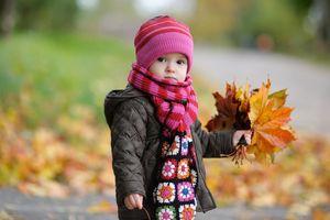 Để giúp trẻ có một mùa đông mạnh khỏe
