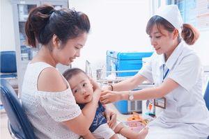 Sử dụng vắc xin ComBE Five trên toàn quốc từ tháng 12/2018