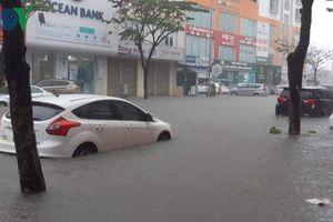 Kiểm tra lại công tác nạo vét cống rãnh sau trận ngập lụt ở Đà Nẵng