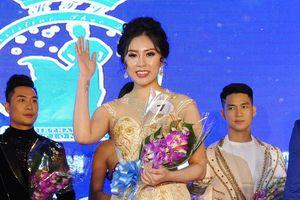 Yêu ca hát từ nhỏ, người đẹp Việt nhận danh hiệu Hoa hậu tài năng Ms Vietnam Beauty International Pageant 2018