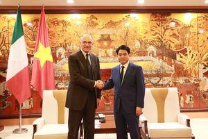 Hà Nội sẵn sàng phối hợp tổ chức Đối thoại cấp cao về quan hệ kinh tế ASEAN – Italia lần thứ 3