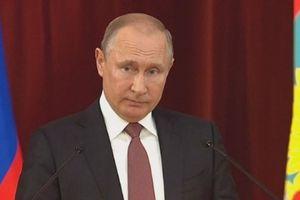 Ông Putin: Hầu hết lãnh thổ Syria được giải phóng khỏi những kẻ khủng bố