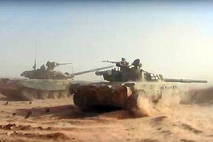 Bất ngờ Lào nhận xe tăng 'Đại bàng trắng' cực hiện đại của Nga