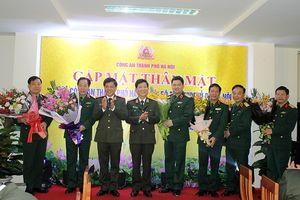 Thắt chặt tình đoàn kết, gắn bó keo sơn giữa CATP Hà Nội và Bộ Tư lệnh Thủ đô