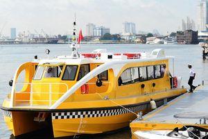 TP.HCM xử lý việc tuyến bus đường thủy tự ý ngừng hoạt động