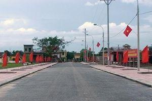 Về xã nông thôn mới Hồng Minh