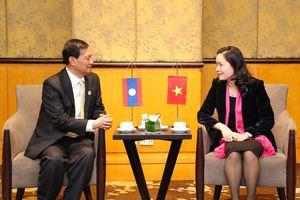 Tăng cường hợp tác phát triển văn hóa, thể thao và du lịch Việt Nam – Lào