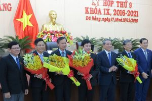 Đà Nẵng có tân Phó Chủ tịch UBND Thành phố