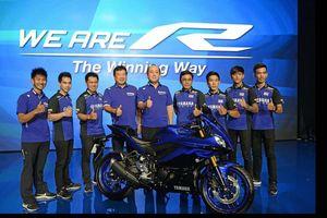 Yamaha bổ sung thêm biến thể YZF-R25 ABS, giá tăng 6 triệu đồng