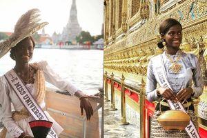 Chuyện cảm động về người đẹp nghèo nhất Hoa hậu Hoàn vũ