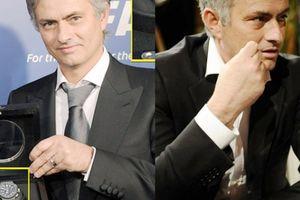 HLV Mourinho tiết lộ đặc biệt về thú chơi đồng hồ xịn, sở hữu 2 loại 'của hiếm'