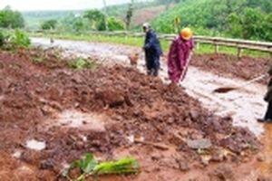 Khắc phục hậu quả do mưa, lũ ở huyện M'Đrắc
