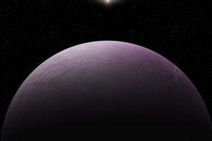 Hệ Mặt trời có hành tinh hồng, 1 năm bằng 1.000 năm trái đất