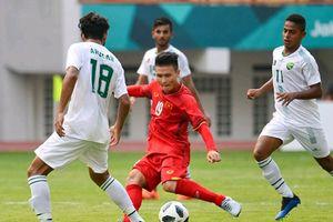 Quang Hải tranh giải Cầu thủ xuất sắc nhất châu Á