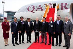 Mở đường bay quốc tế Doha- Đà Nẵng 6 chuyến/tuần