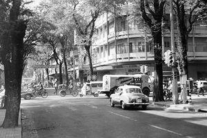 Ảnh chất lừ về Sài Gòn năm 1966 của Donald F. Harrison