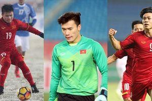 Ai sẽ là cầu thủ giành Quả bóng vàng Việt Nam 2018?