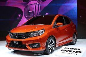 Có gì bên trong chiếc Honda Brio giá từ 400 triệu đồng, sắp 'lên kệ' tại Việt Nam